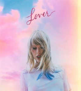 Taylor Swift Lover Album – 2019