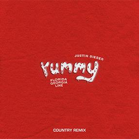 Justin Bieber Track Yummy(Country Remix)feat Florida Georgia Line – Single 2020